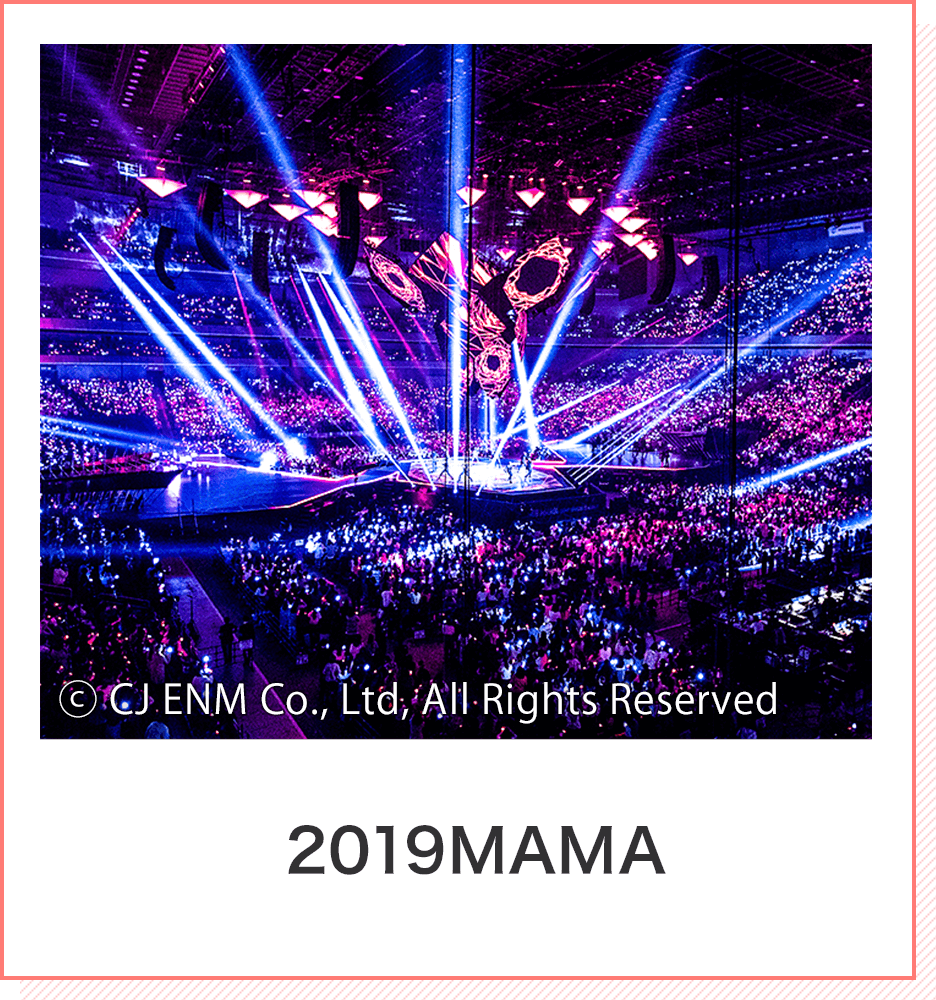 2019MAMA ©CJ ENM Co., Ltd, All Rights Reserved